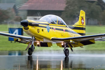 C-401 - Switzerland - Air Force Pilatus PC-9