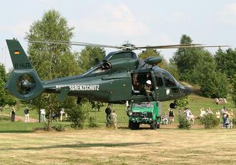 D-HLTD - Bundesgrenzschutz Eurocopter EC155 Dauphin (all models)