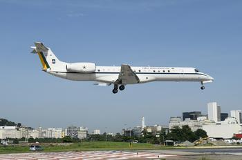 2526 - Brazil - Air Force Embraer EMB-145 ER C-99A