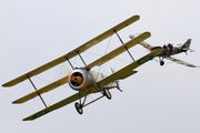 G-BWRA - Private Sopwith Triplane aircraft
