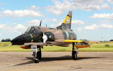 C-408 - Argentina - Air Force Dassault Mirage V
