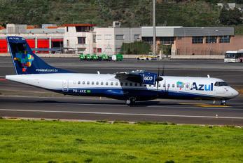 PR-AKE - Azul Linhas Aéreas ATR 72 (all models)