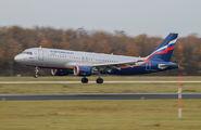 VQ-BCN - Aeroflot Airbus A320 aircraft
