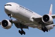 JA737J - JAL - Japan Airlines Boeing 777-300ER aircraft