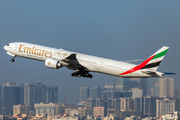 A6-ECL - Emirates Airlines Boeing 777-300ER aircraft