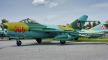 305 - Poland - Air Force PZL Lim-5P aircraft