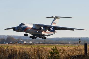 RA-76804 - Russia - Ministry of Internal Affairs Ilyushin Il-76 (all models)