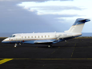 CN-TRS - Private Israel IAI Gulfstream G280