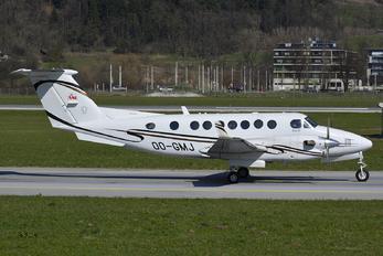 OO-GMJ - Air Service Liege Beechcraft 300 King Air 350