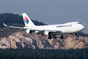 9M-MPR - MASkargo Boeing 747-400F, ERF aircraft