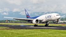 N776LA - LAN Cargo Colombia Boeing 777F aircraft