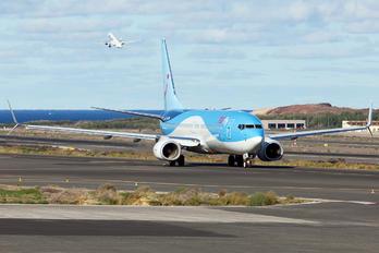 D-ATUN - TUIfly Boeing 737-800
