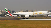 A6-EMV - Emirates Airlines Boeing 777-300 aircraft