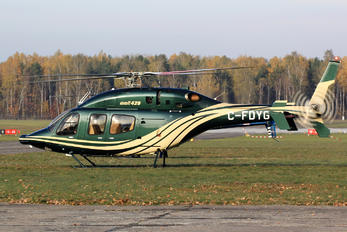 C-FDYG - Private Bell 429