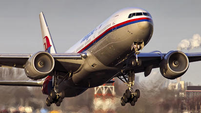 9M-MRE - Malaysia Airlines Boeing 777-200ER