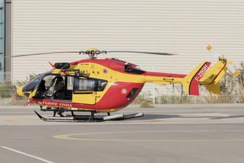 F-ZBQH - France - Sécurité Civile Eurocopter EC145