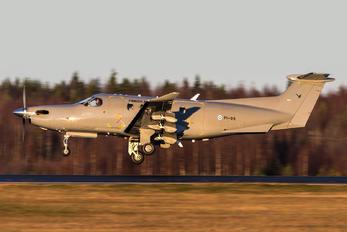 PI-05 - Finland - Air Force Pilatus PC-12