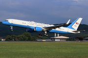 09-0015 - USA - Air Force Boeing C-32A aircraft