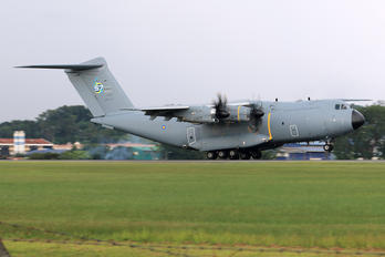 M54-01 - Malaysia - Air Force Airbus A400M