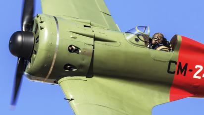 EC-JRK - Fundación Infante de Orleans - FIO Polikarpov I-16 Type 24 Ishak
