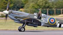 "MK356 - Royal Air Force ""Battle of Britain Memorial Flight"" Supermarine Spitfire LF.IXc aircraft"