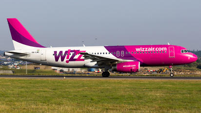 HA-LWC - Wizz Air Airbus A320