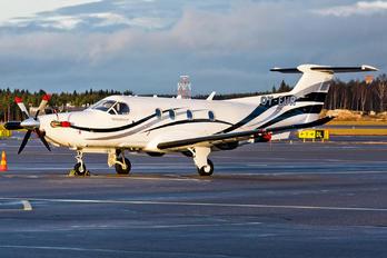 OY-EUR - Private Pilatus PC-12