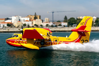 F-ZBFS - France - Sécurité Civile Canadair CL-415 (all marks)