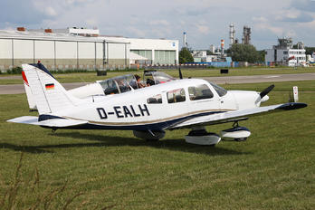 D-EALH - Flugsportverein Speyer Piper PA-28 Archer