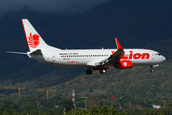 HS-LUJ - Thai Lion Air Boeing 737-800