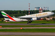 A6-EAF - Emirates Airlines Airbus A330-200 aircraft
