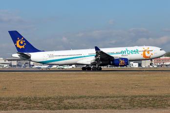EC-JHP - Orbest Airbus A330-300