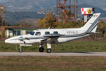 I-PALS - Private Piper PA-31T Cheyenne