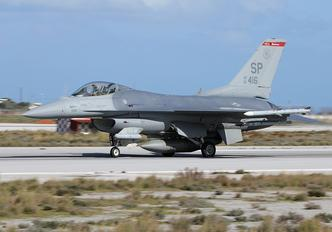 91-0416 - USA - Air Force General Dynamics F-16CJ Fighting Falcon