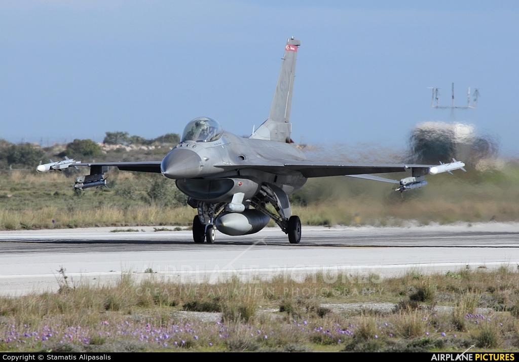 USA - Air Force 91-0344 aircraft at Chania