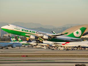 B-16482 - Eva Air Boeing 747-400F, ERF