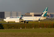 C-GWSA - WestJet Airlines Boeing 737-800 aircraft