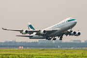 B-LIE - Cathay Pacific Cargo Boeing 747-400F, ERF aircraft