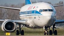 EW-253PA - Belavia Boeing 737-500 aircraft