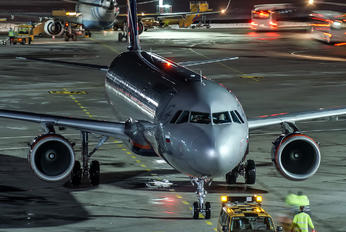 VP-BRW - Aeroflot Airbus A321