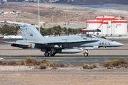 C.15-75 - Spain - Air Force McDonnell Douglas EF-18A Hornet aircraft