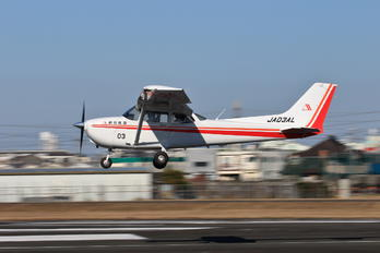 JA03AL - Asahi Airlines Cessna 172 Skyhawk (all models except RG)