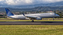 HK-4454 - Copa Airlines Colombia Embraer ERJ-190 (190-100) aircraft