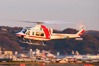 JA9584 - Aero Asahi Bell 412