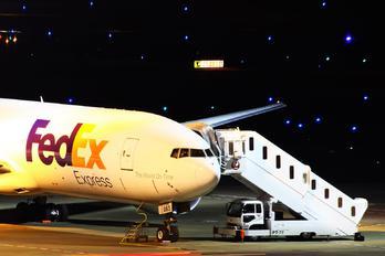 N863FD - FedEx Federal Express Boeing 777F