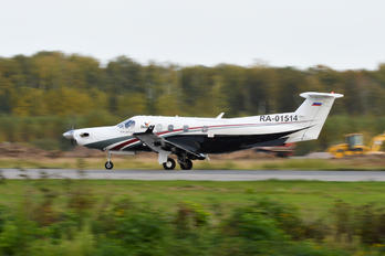 RA-01514 - Dexter Pilatus PC-12