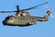 M-516 - Denmark - Air Force Agusta Westland AW101 512 Merlin (Denmark) aircraft