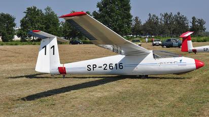 SP-2616 - Aeroklub Mielecki PZL SZD-30 Pirat