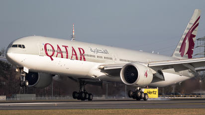 A7-BAC - Qatar Airways Boeing 777-300ER