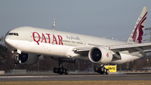 A7-BAC - Qatar Airways Boeing 777-300ER aircraft
